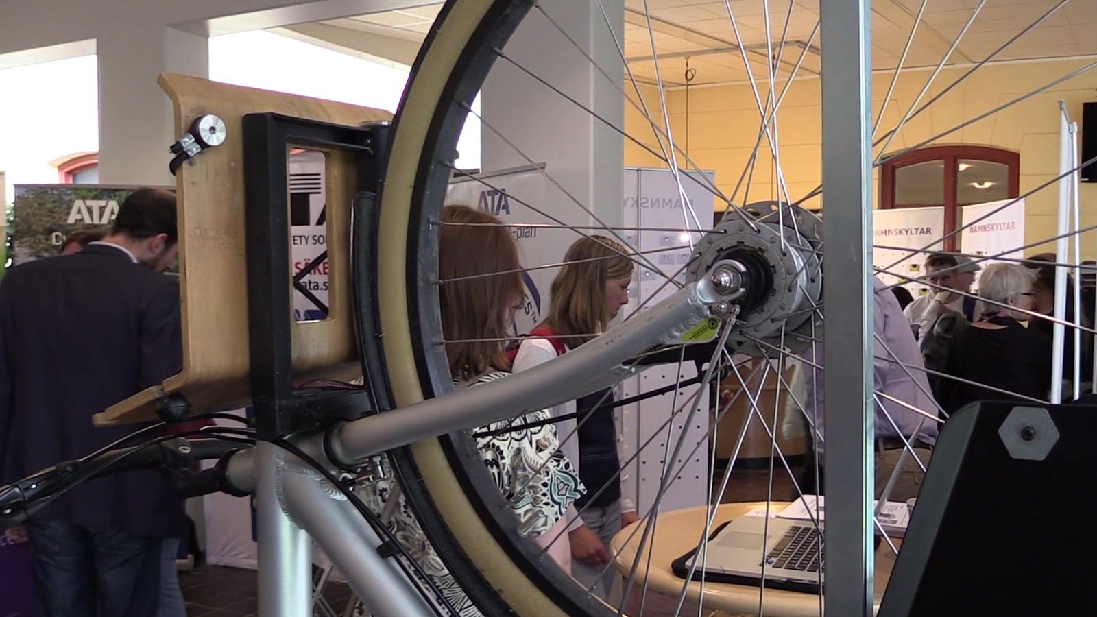 Cykelkonferens i Gävle 2016