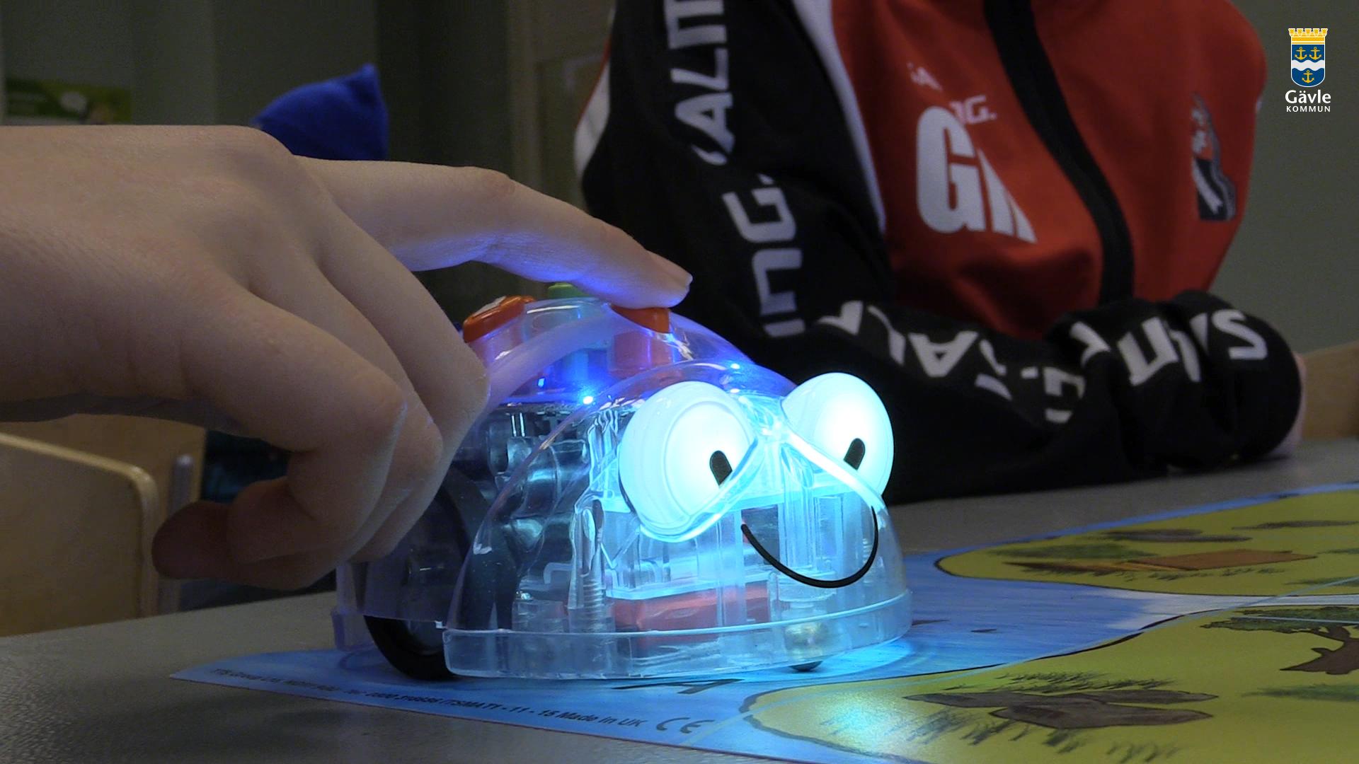 robotundervisning