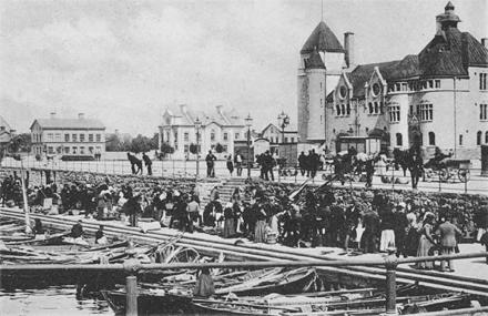Hamntorget 1903