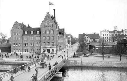 Murenska Badhuset 1920