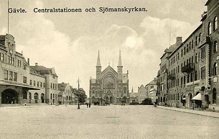 Sjömanskyrkan
