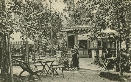 Café solglimten