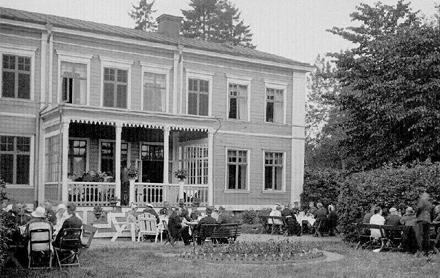Stora Vall 1920-tal
