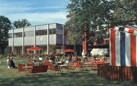Strömbadet 1960-tal