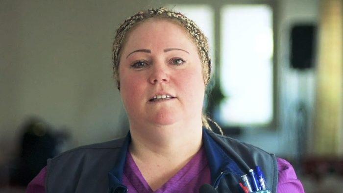 Omvårdnad söker sjuksköterskor.