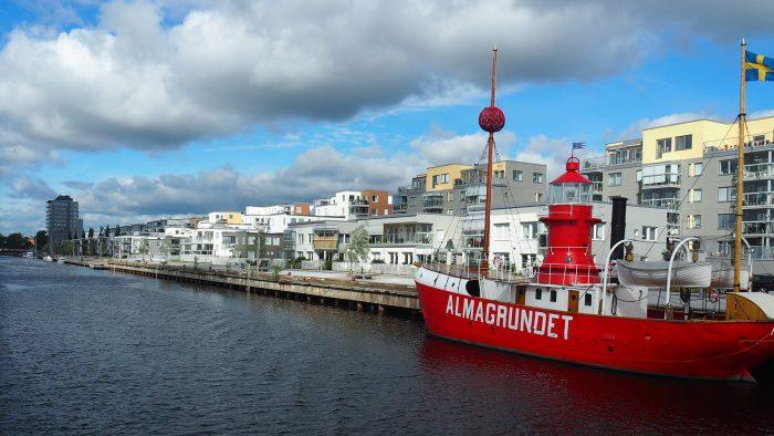 Båten Almagrundet