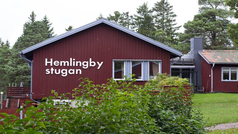 Hemlingbystugan i Hemlingby