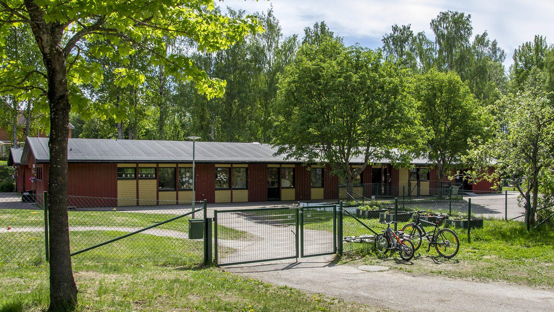 Exteriörbild på Trollgården