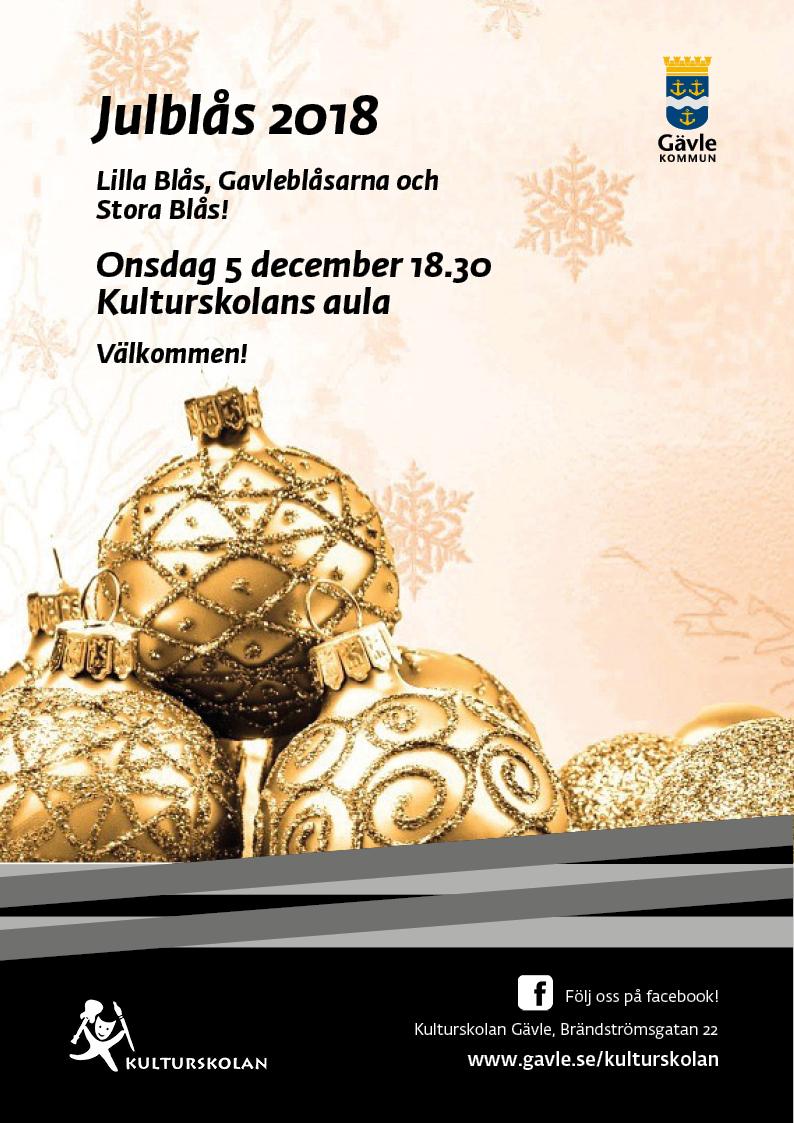 181205 kulturskolan_A4_Julblås