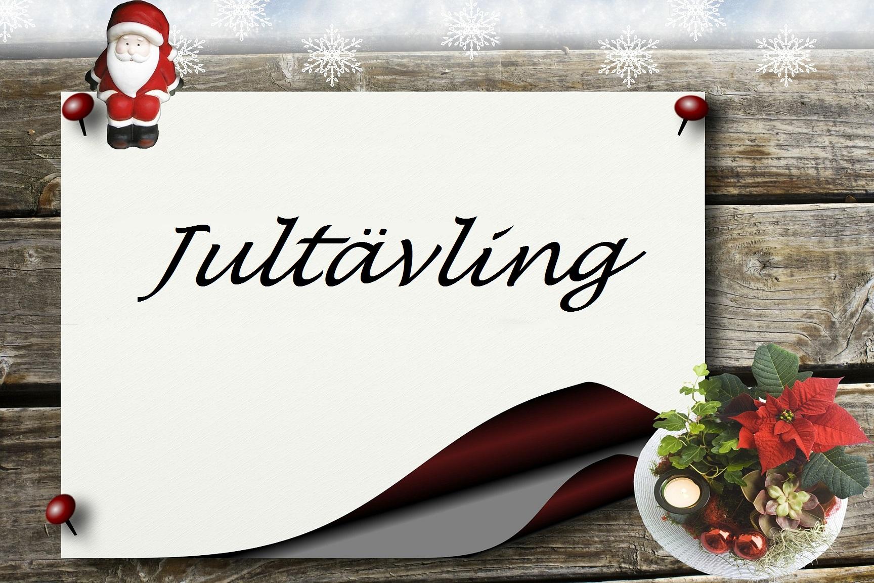1227 Jultävling