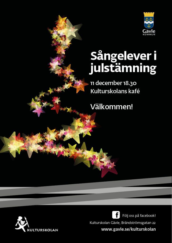 181211 kulturskolan_A4_Julstämning