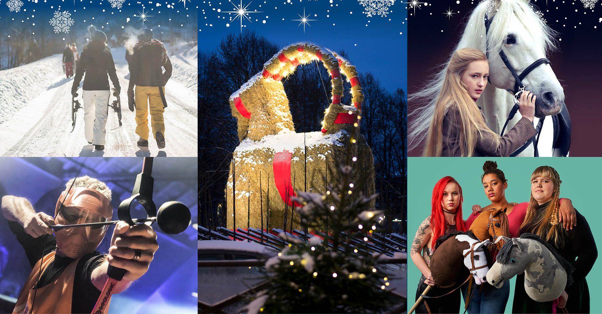 Jullovsbilder