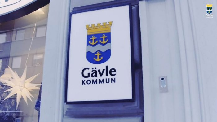 Gävle kommun logga