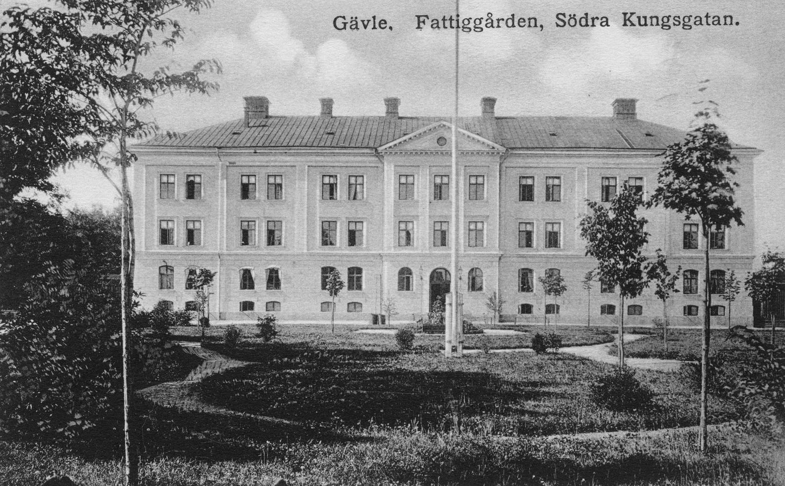 Södertull-Fattigvården, Södertull. Kv Samariten.