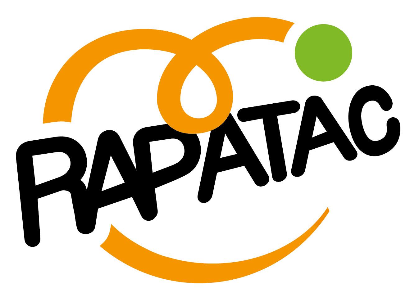 Rapatac-2D vit bakgrund