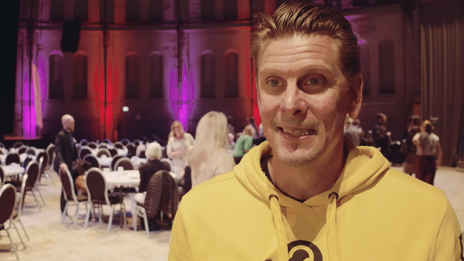 Mårten Ivarsson på Dome Adrenaline Zone