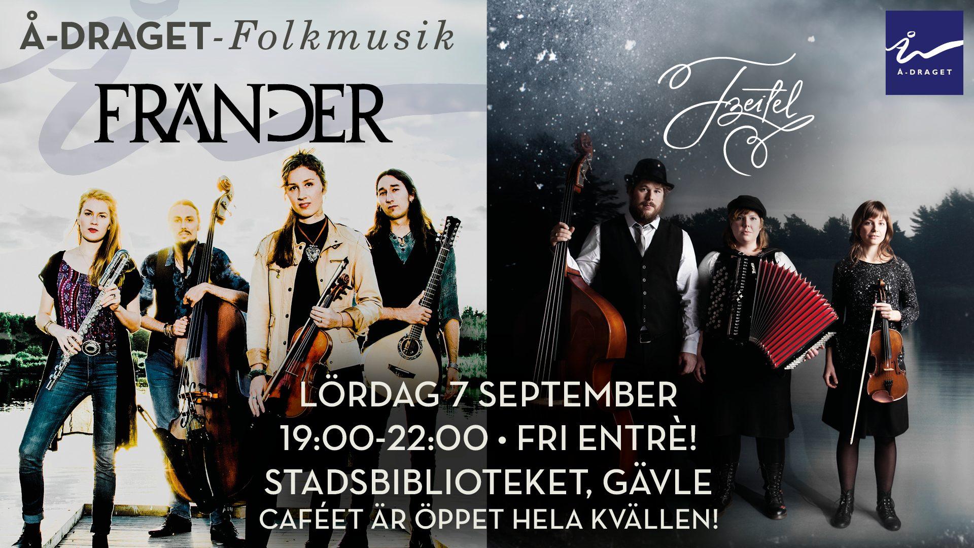 2019-09-07 – Fränder & Tzeitel – Facebook event