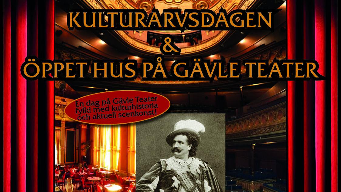Kulturarvsdag och öppet hus på Gävle Teater 1920×1080