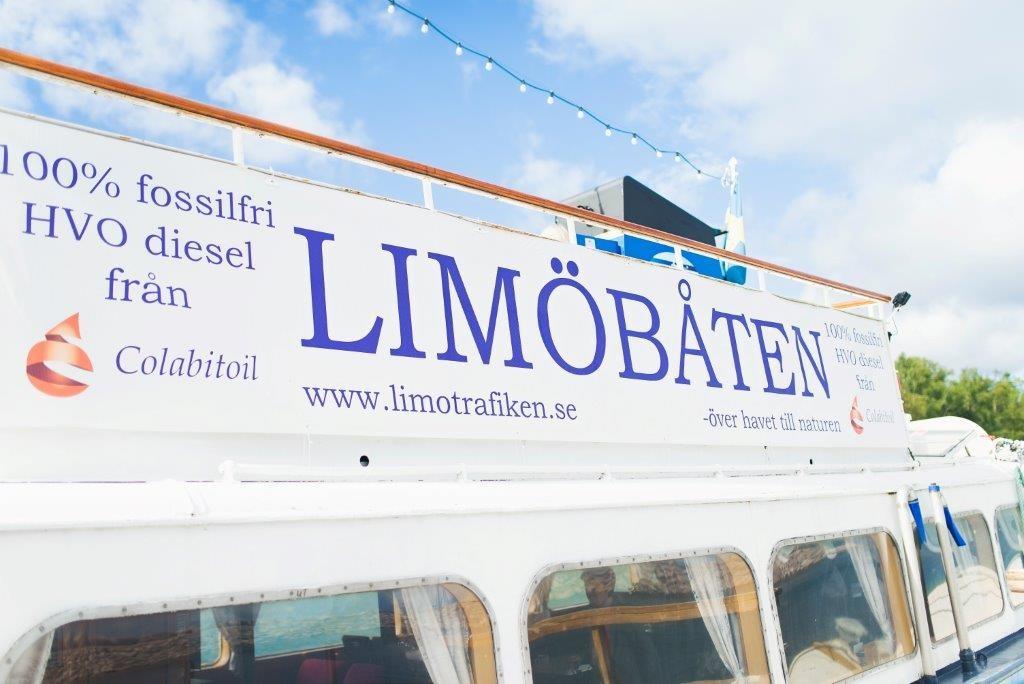 Limöbåten Gävle hamn