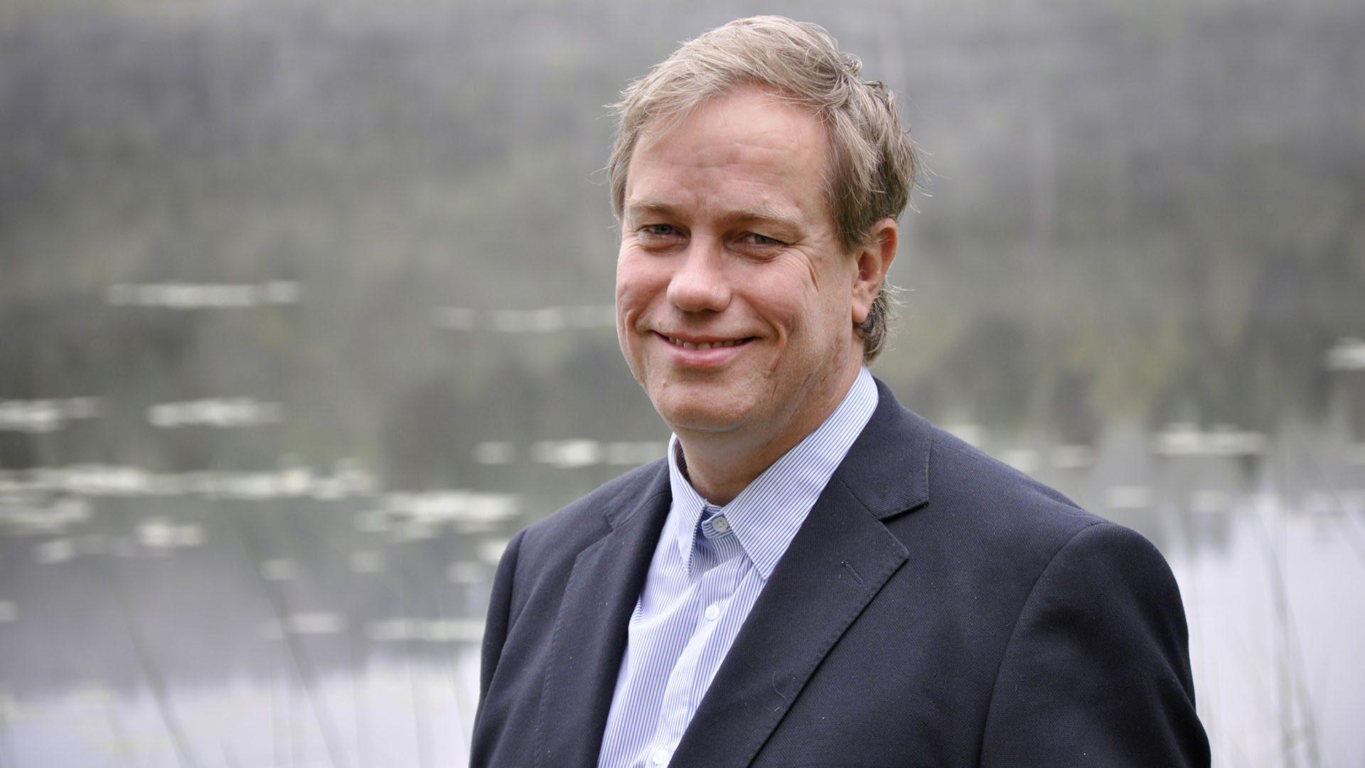Mikael Svensson, ny HR-direktör i Gävle kommun.