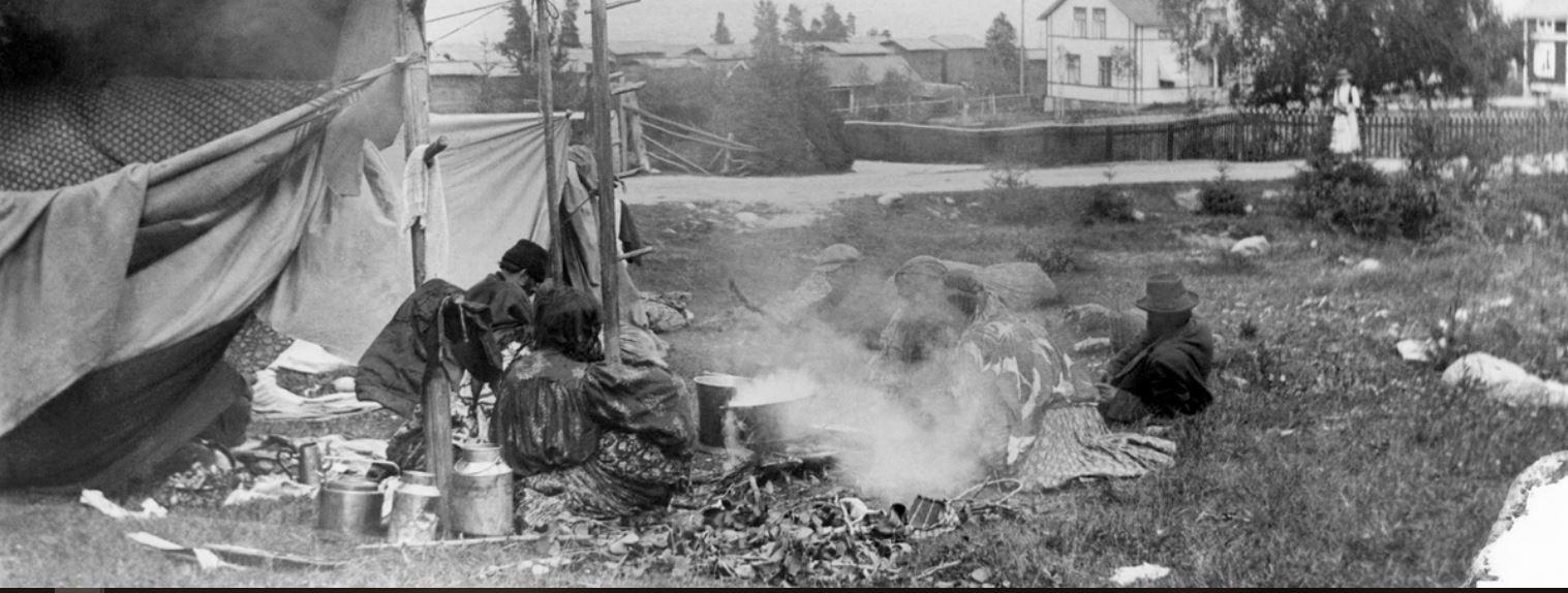 Skärmklipp romsktläger