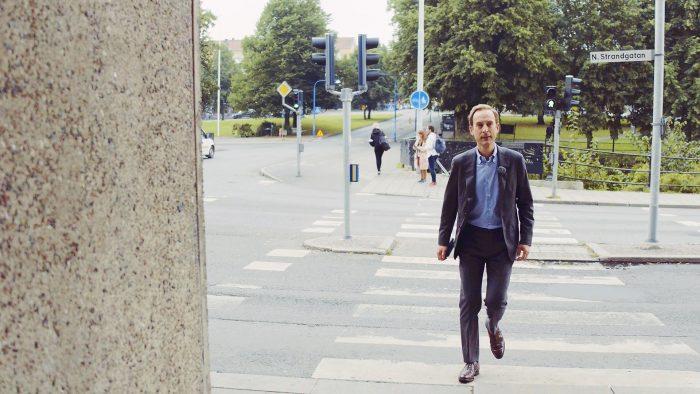 Gävles närinslivsdirektör Mattias Durnik