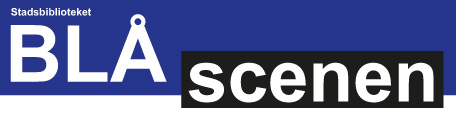 Blå Scenen logo