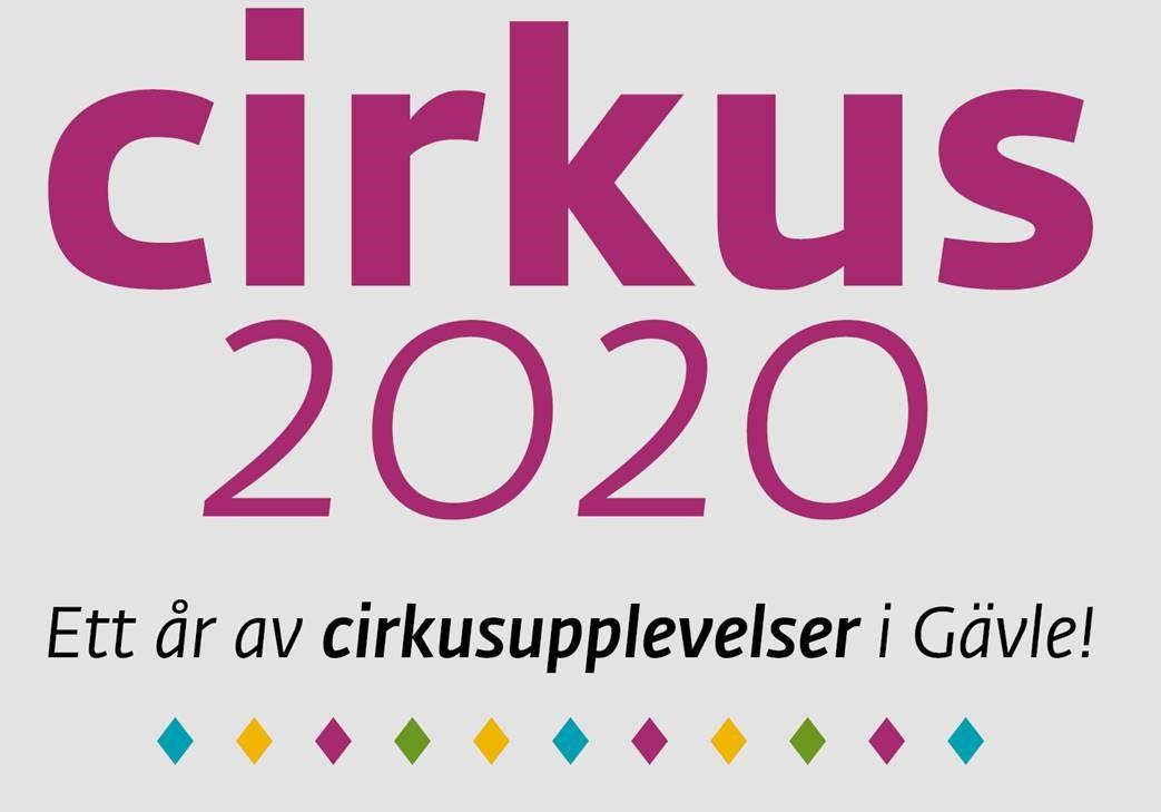 logga cirksu 2020 förslag