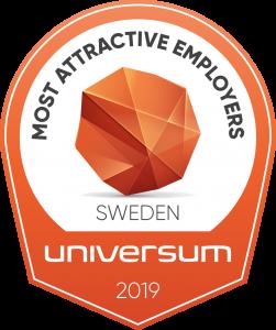 Logga Universum Sweden