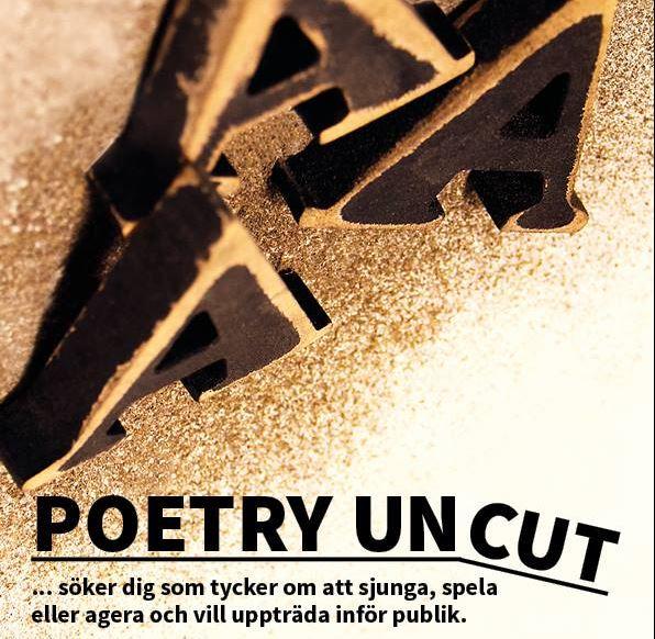 Poetry uncut