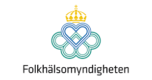 Folkhälsomyndigheten logga