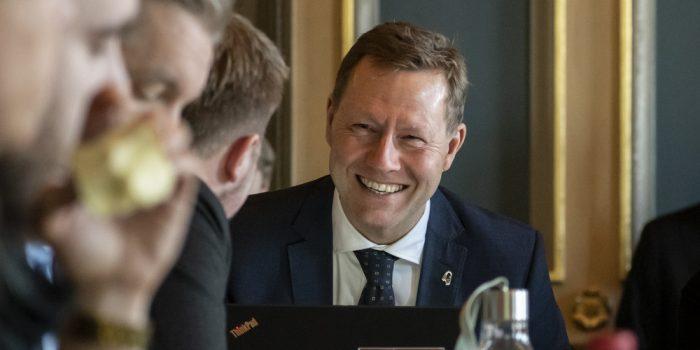Göran Arnell, kommundirektör