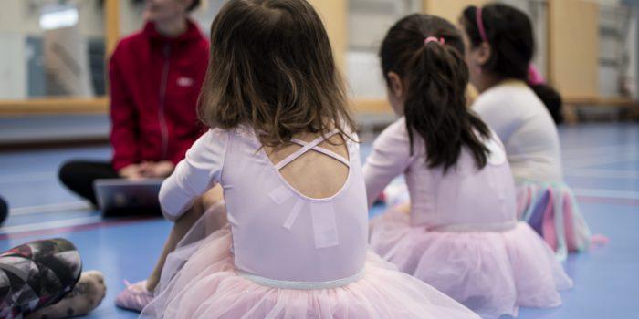 Danselever på kulturskolan