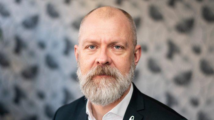 Magnus Höijer, sektorchef Välfärd Gävle
