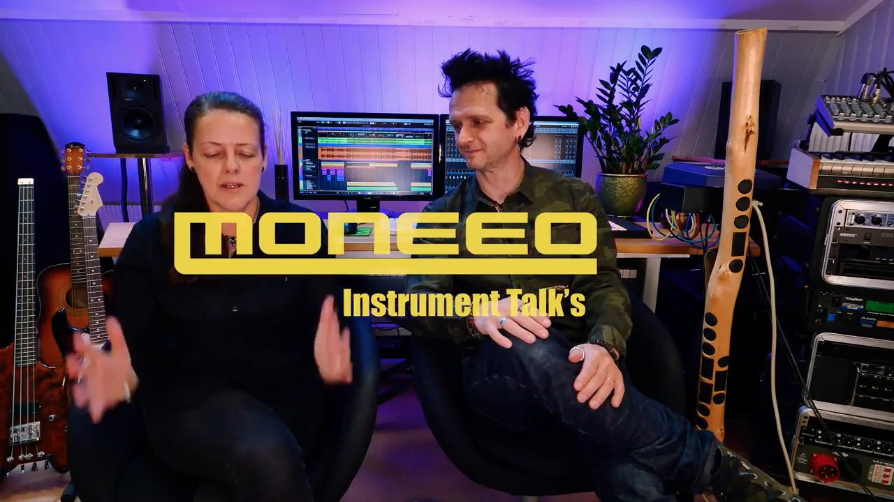 Moneeo Instrument Talk's Poster