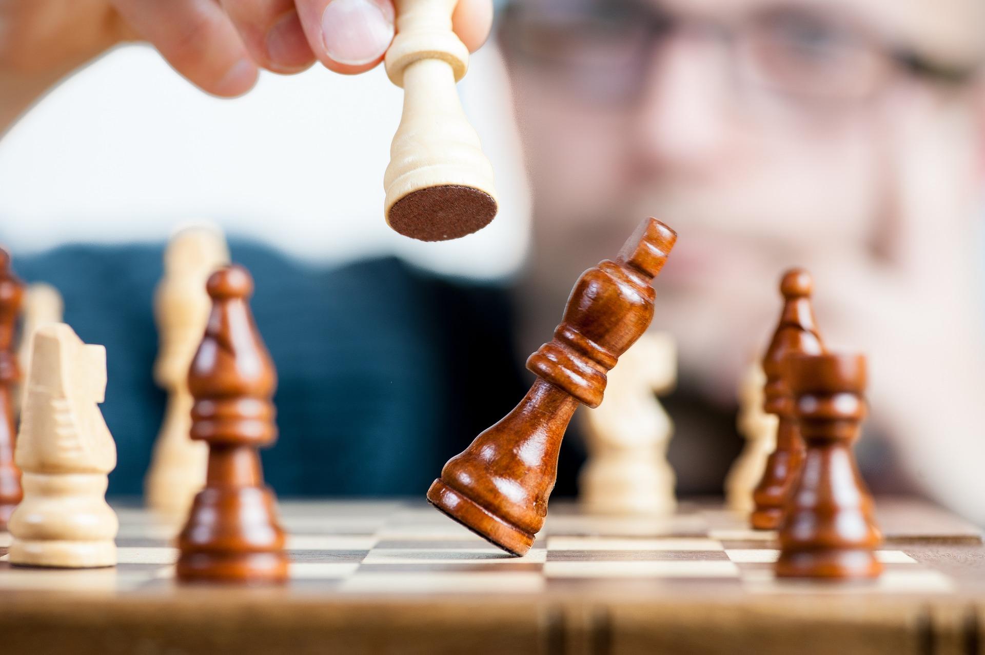 schackklubb