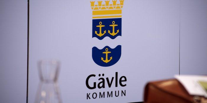 Logga för Gävle kommun