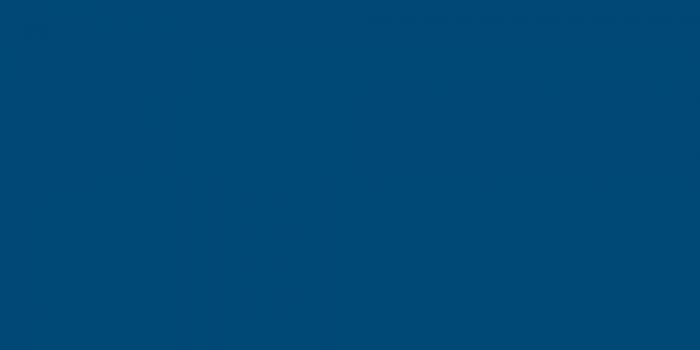 Blå färgplatta