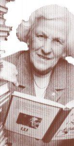 Anna Lisa Hillbom.