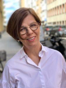 Porträttbild Helena Tallius Myhrman