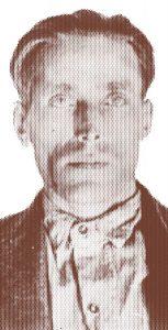"""Joel """"Joe Hill"""" Hägglund."""