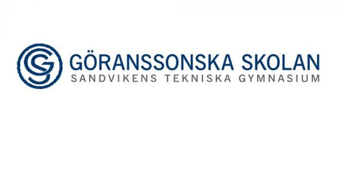 Göranssonska skolans logotyp