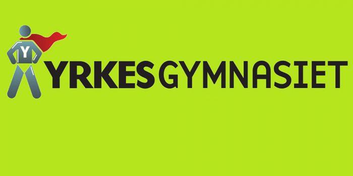 Yrkesgymnasiets logotyp