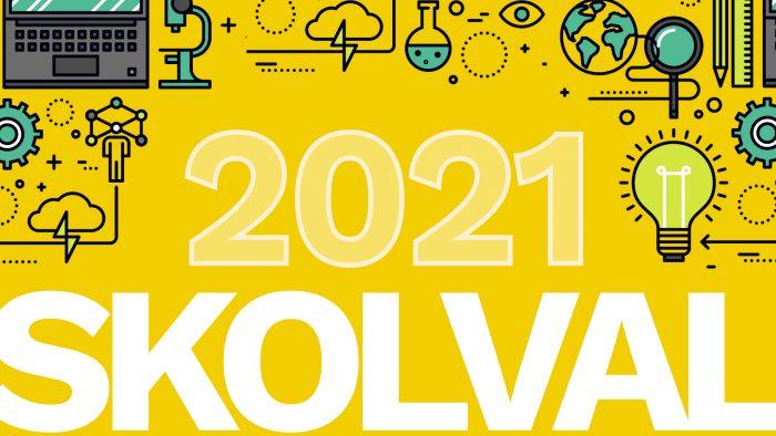 Kampanjbild för skolval 2021