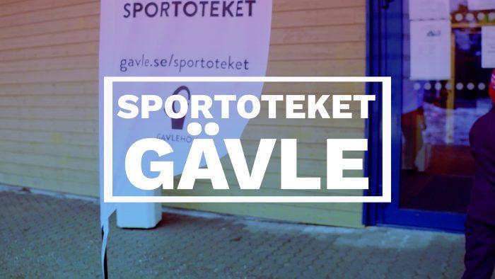 En bild med tex; Sportoteket Gävle
