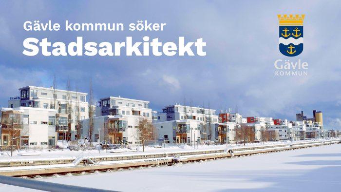 Arkitektur från Gävle Strand