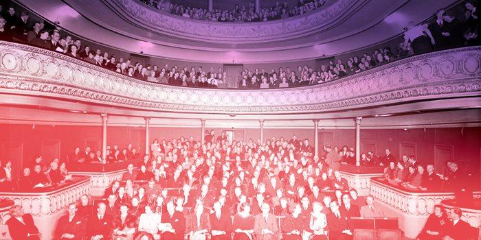 Publikhav teatern.