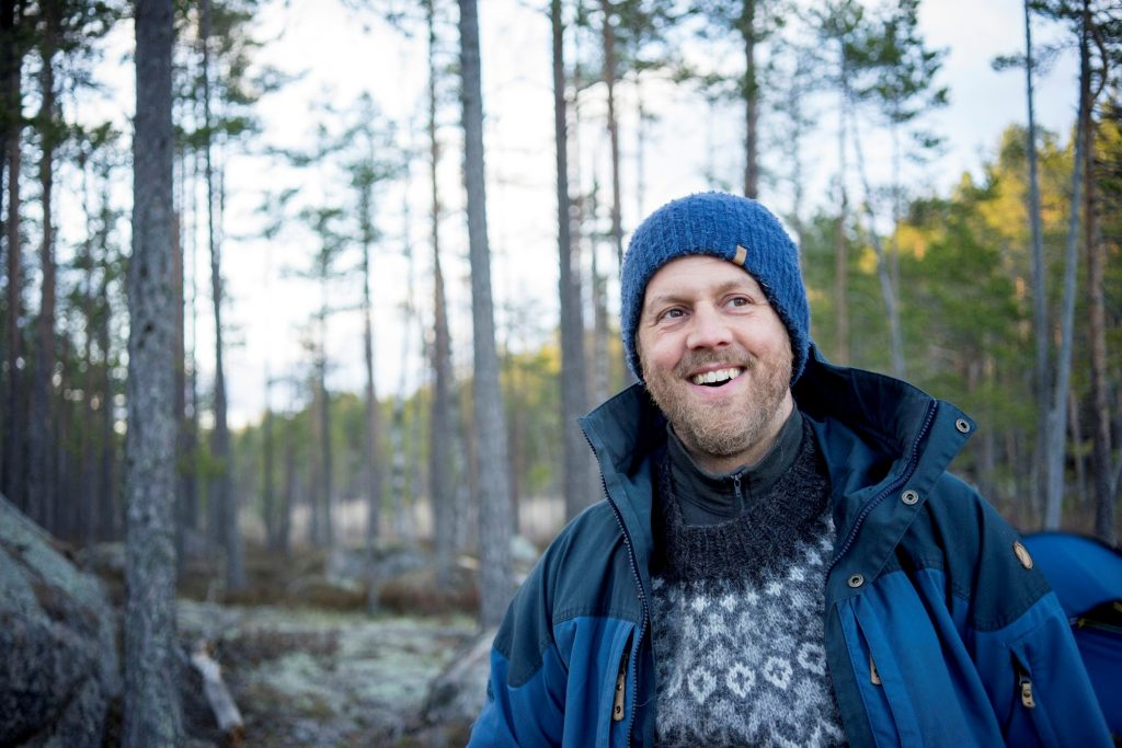 Marcus Eldh, Wild Sweden.