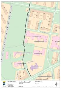 Ny gång och cykelväg Staffansplan, Brynäs
