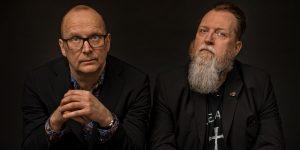 Pressbild Anders Sundin och Peter Alzén.